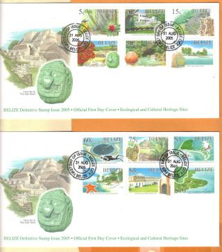 Belize - Fdc Ecological And Heritage Sites photo