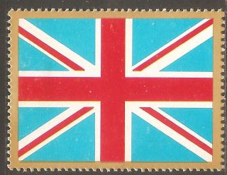 Uae Umm Al Qiwain - 1972 Kings & Queens Of England (english Flag Label) photo