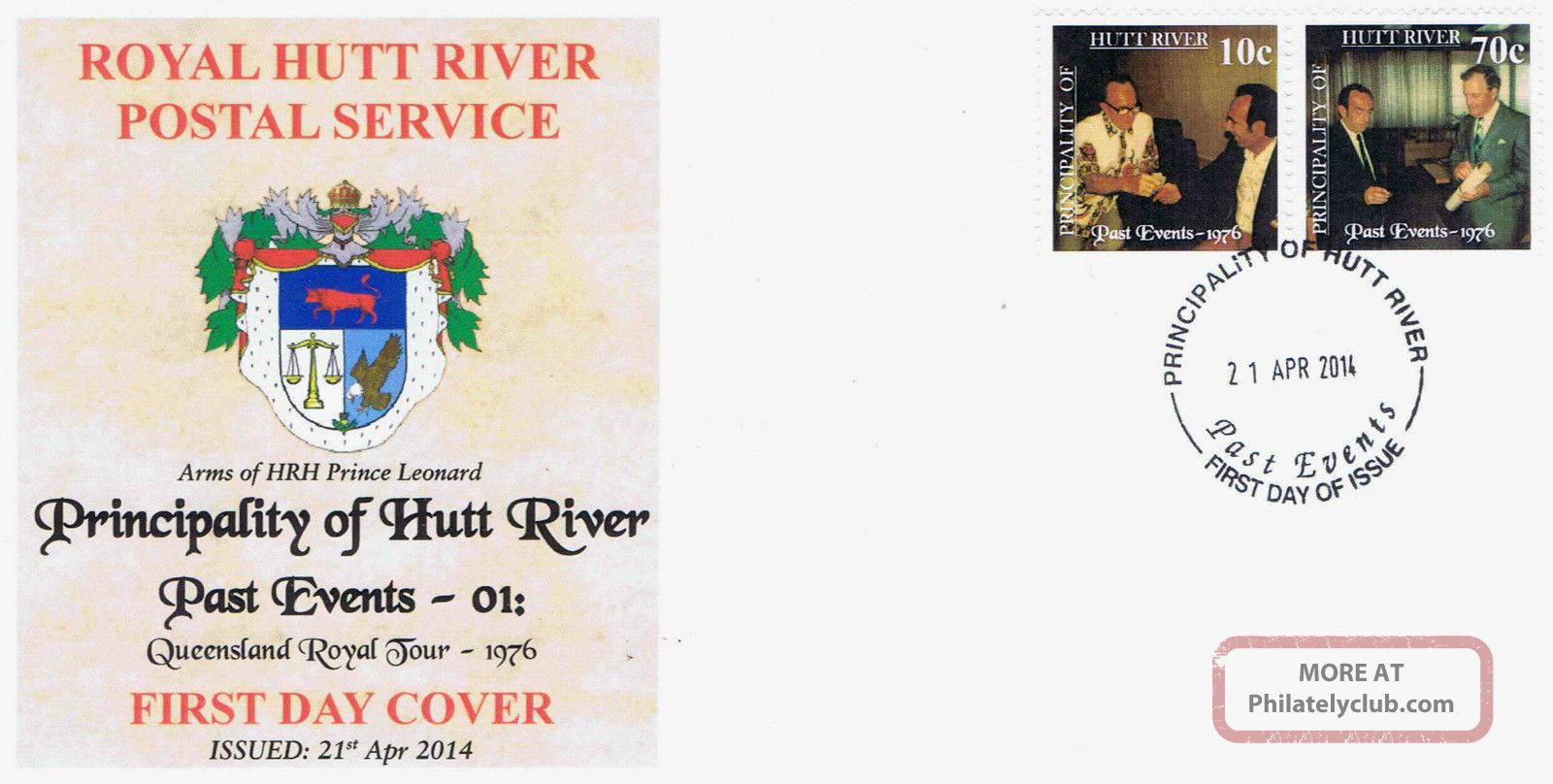 Principality Of Hutt River 2014