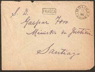 1659 Chile Cover 1896 Franca Molina photo