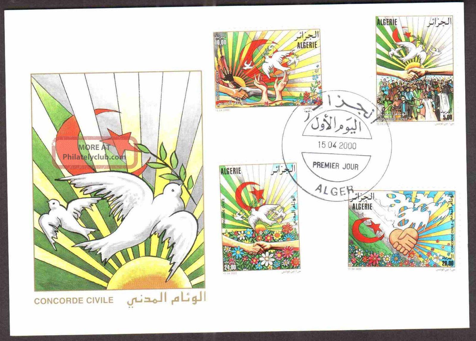 Algeria 2000 - Civil Concord