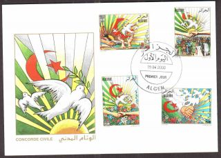 Algeria 2000 - Civil Concord