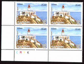 Algeria 2013 - Lighthouses