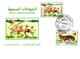 Algeria 2007 - Protected Animals