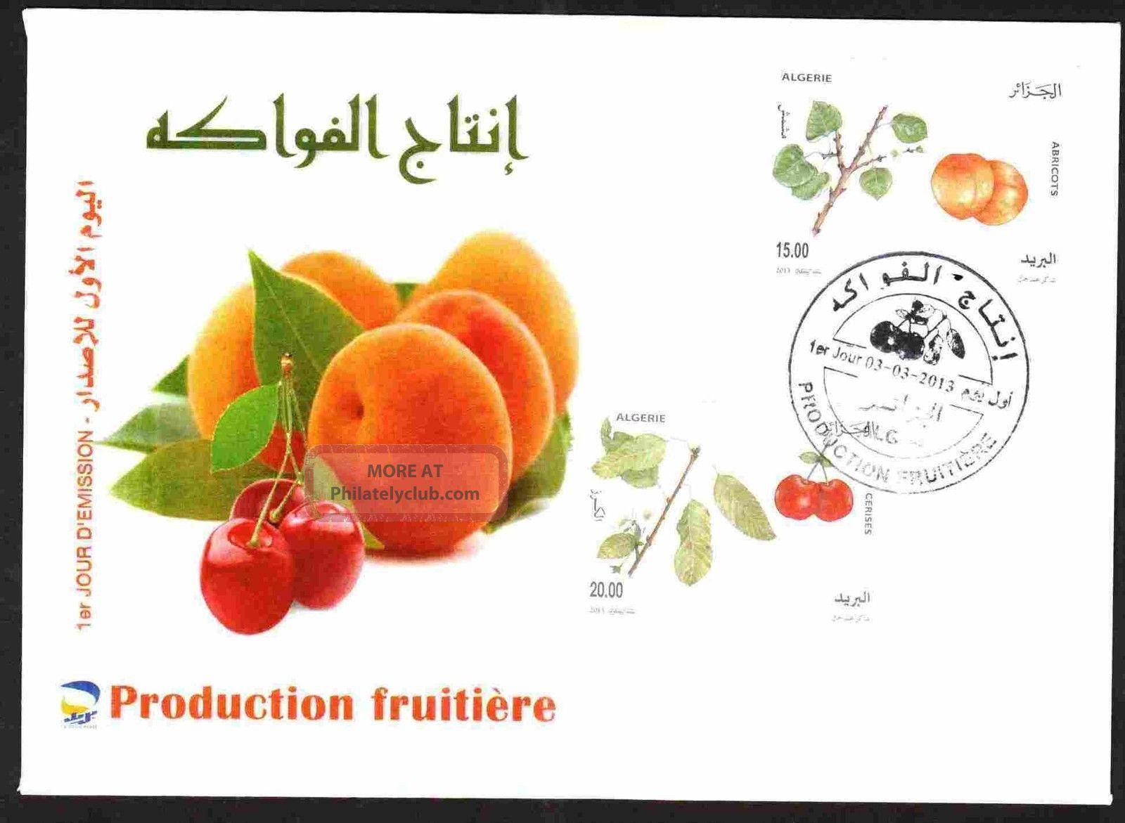 Algeria 2013 Fruits