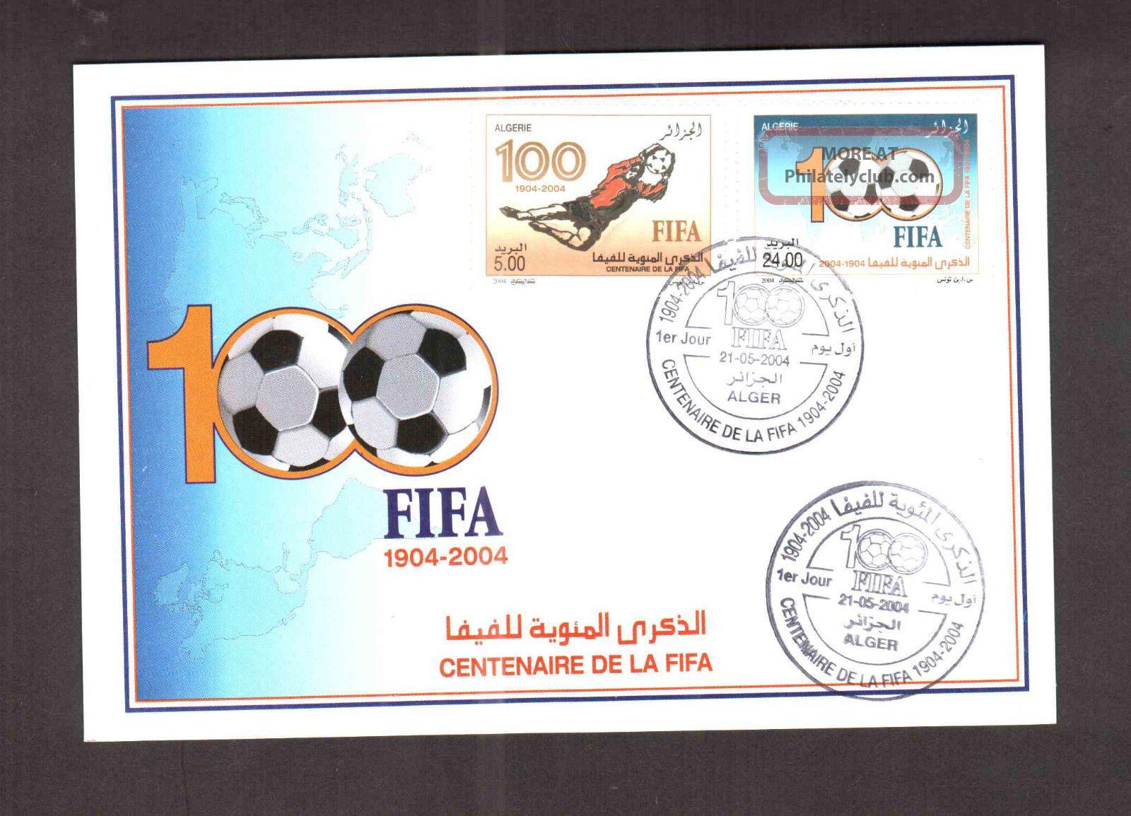 Algeria 2004 - Fifa