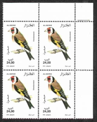 Algeria 2000 Birds