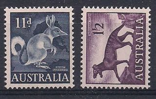 Australia - 1961 Wild Animal Mlh - Vf 310 - 1 photo