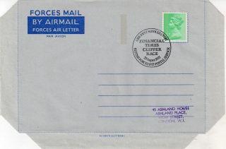 Gb = Postal Stationary - 1975 Financial Times Clipper Race Spec.  Cancel.  Fdi (1) photo