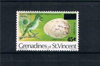 Gren St Vincent 1983 Surcharge Issue Sg 241 photo